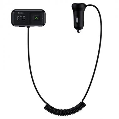 Baseus FM Transmitter met duo USB oplader